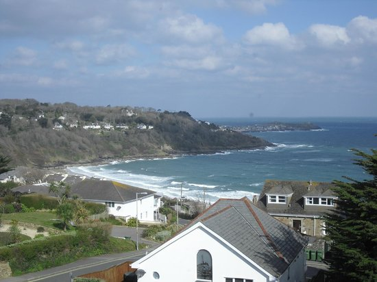 Headland House: View from Porthminster room