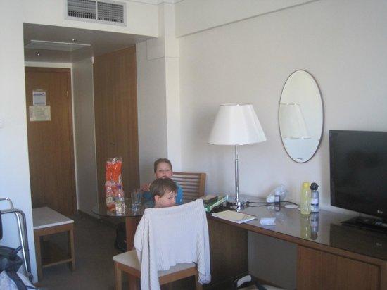 아트리온 호텔 사진