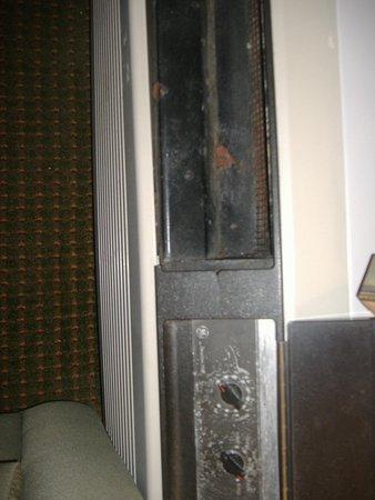 Quality Inn : Quality Heater/AC ?