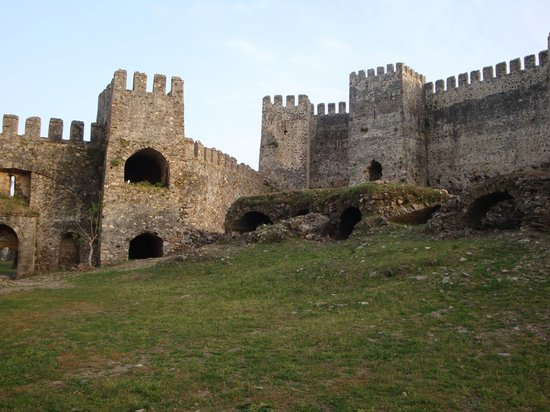 Anamur, Τουρκία: Inside the castle walls