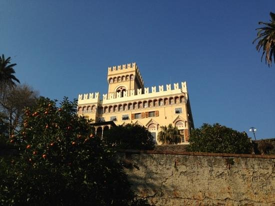 Arenzano, Italië: La Villa nel Parco Comunale