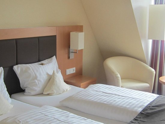 Moin Hotel Cuxhaven: Zimmer