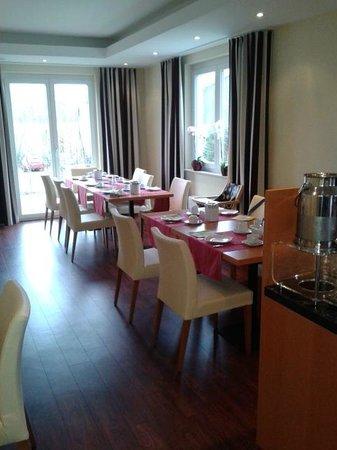 Moin Hotel Cuxhaven: genug Plätze