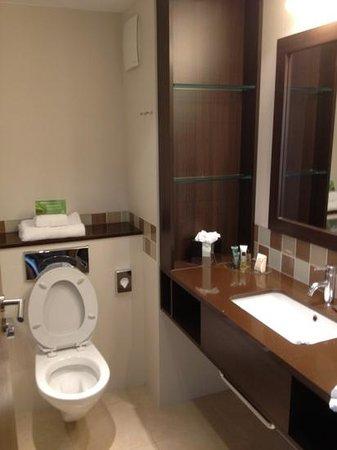 هيلتون دبلن كلماينهام: bathroom