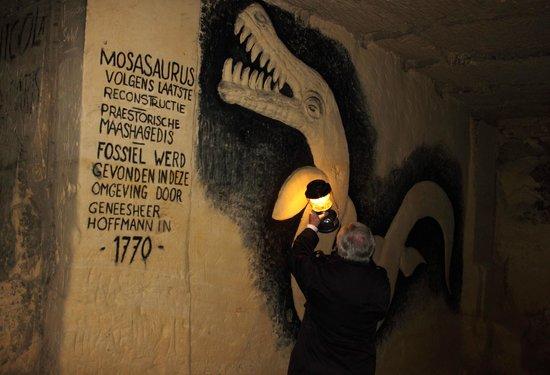 Maastricht Underground: Dinosaur