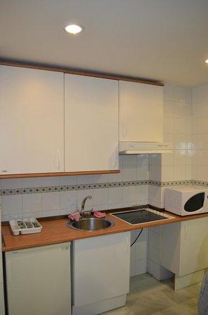 Apartamentos Principe 11: Cocina