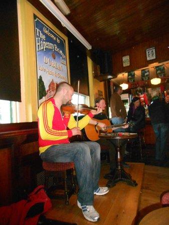 Traditional Irish Musical Pub Crawl: At the Ha'penny Pub