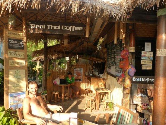 Monkey Biziness Cafe - Koh Lanta : Monkey Biziness