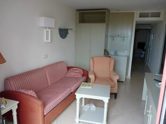 Albatros Club: suite