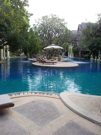 Khum Phaya Resort & Spa, Centara Boutique Collection: Centara Khum Phaya Resort & Spa -pool