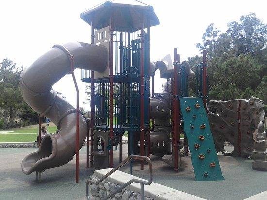 Dana Point, Kalifornien: playground nice and quiet