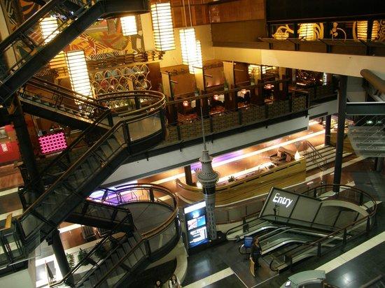 SKYCITY Hotel: Main Lobby
