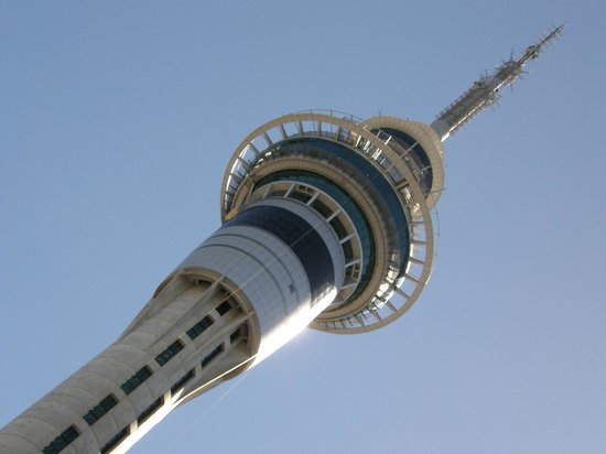 SKYCITY Hotel : The Skytower
