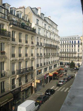 Hotel Monte Carlo : Vista desde la habitacion