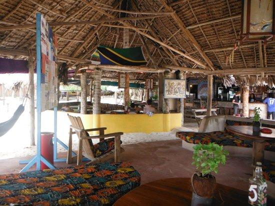 Mikadi Beach: natural, all natural...