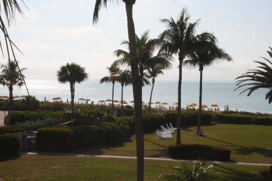 Sundial Beach Resort & Spa: Sundial - view from balcony