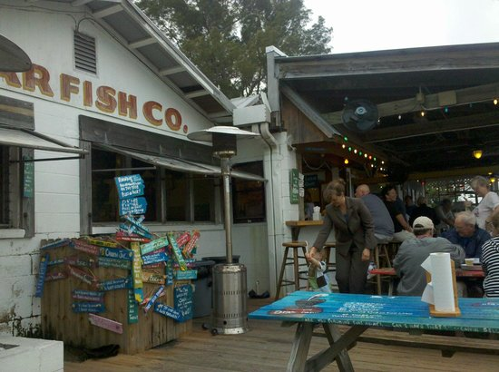 Star Fish Company Dockside Restaurant: Star Fish Co.