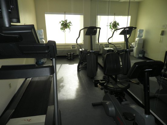 Fairfield Inn St. Louis Fenton: Fitness Center