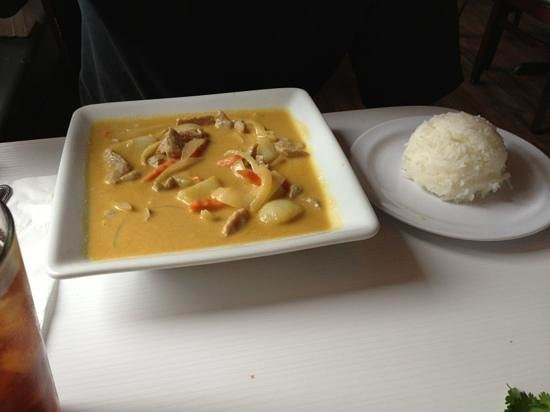 Zen : Yellow Curry