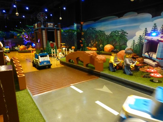 Kai Spinner - Picture of Legoland Discovery Centre ...