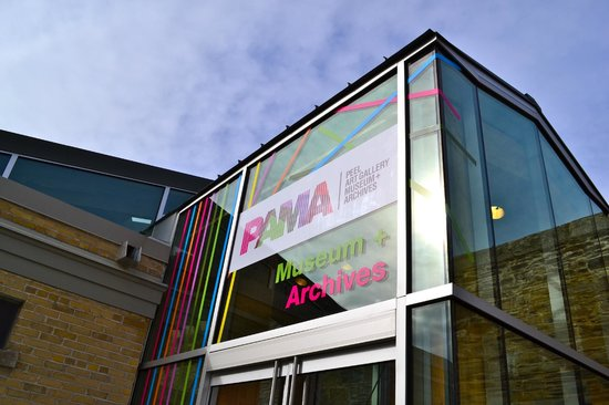 Peel Art Gallery Museum & Archive (PAMA): Museum & Archives located in the former Brampton Jail