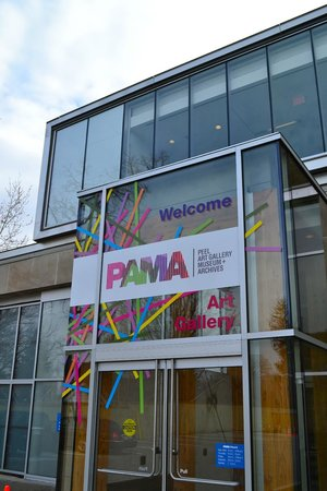 Peel Art Gallery Museum & Archive (PAMA): Art Gallery located in the Peel County Courthouse