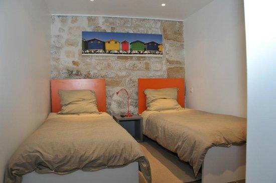 Hôtel de la Mare : Suite junior - Les lits peuvent être joints!