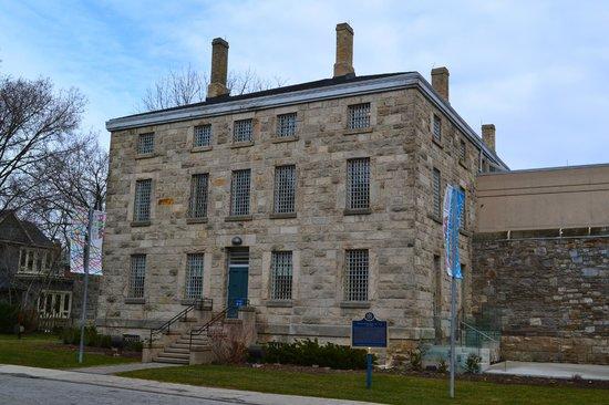 Peel Art Gallery Museum & Archive (PAMA): Old Brampton Jail
