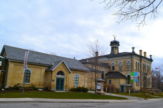Peel Art Gallery Museum & Archive (PAMA): Peel County Courthouse Building
