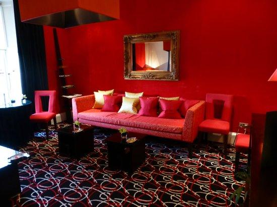 Rocpool Reserve hotel & Chez Roux: The Lounge