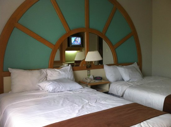 Hotel Terraza: Se ve acogedor