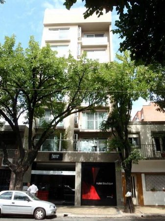 Fierro Hotel Buenos Aires: Hotel