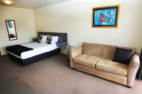 Harbour View Motel Picton: Standard queen studio unit