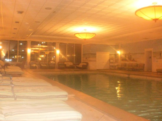The Grand Hotel: So nice!