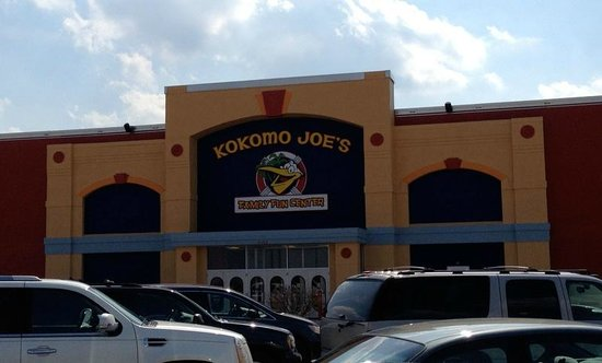 Photo of Tourist Attraction Kokomo Joe's Family Fun Center at 4105 N Cloverleaf Dr, Saint Peters, MO 63376, United States