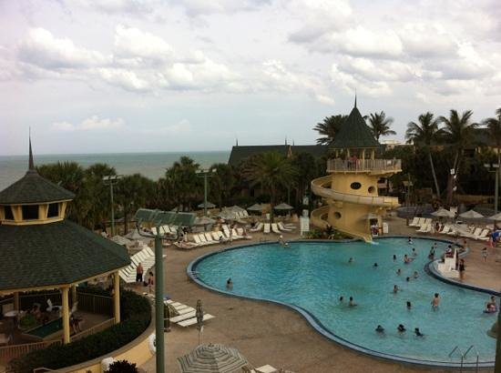 Disney's Vero Beach Resort: our room view