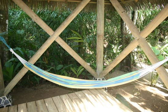 Copa de Arbol Beach and Rainforest Resort: Hammock
