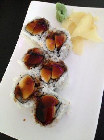 Yama Japanese Restaurant: The Funky Monkey Roll