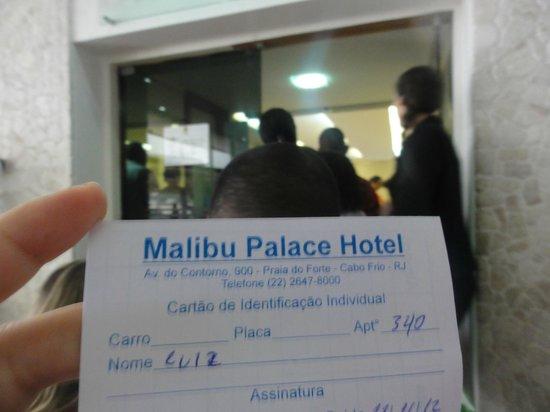Malibu Palace Hotel 사진