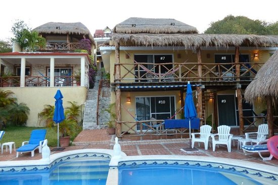 Hotel La Joya: Room identity