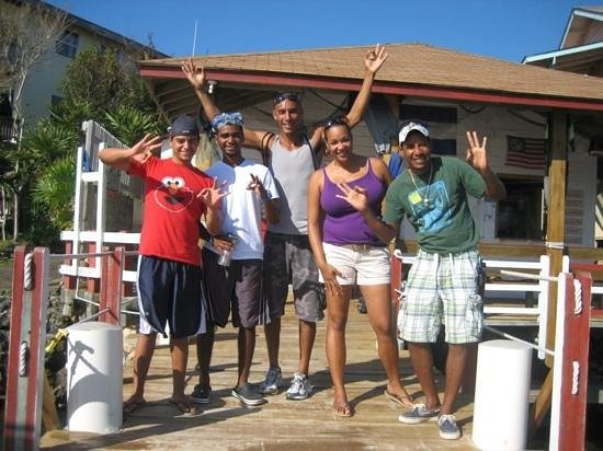 Seagrape Plantation Resort: the best staff on Roatan
