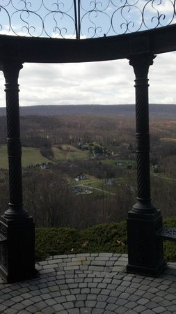 Stroudsmoor Country Inn: View from Ridgecrest