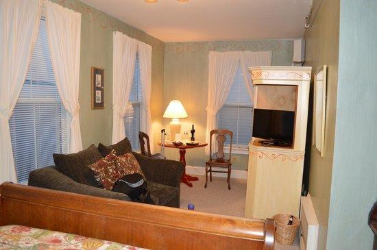 Admiral Fitzroy Inn: Room #7