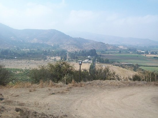 Hostal Sobre el Valle: LANDSCAPE