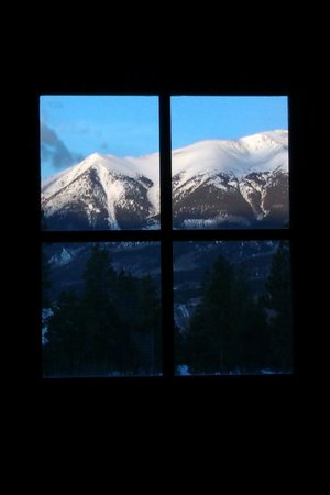 A Wolf Den B & B: View from Room