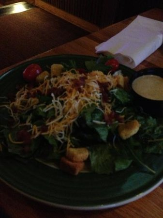 Applebee's: house salad