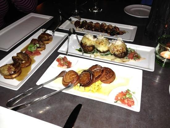 Montarra: Delicious small plates!!