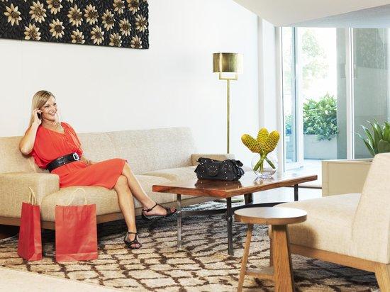 Rydges Port Macquarie: Lobby