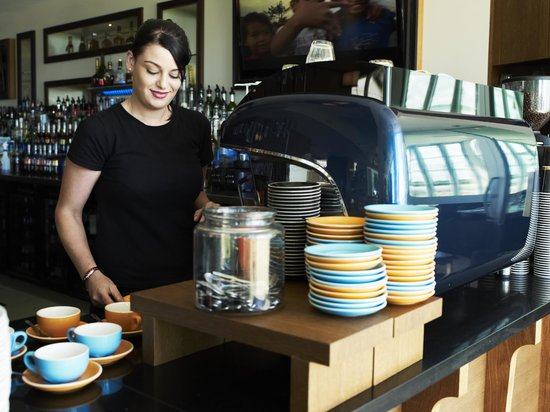 Rydges Port Macquarie: Start your day the Coffee way