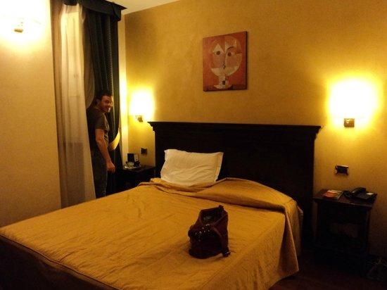 Hotel Teocrito: La nostra camera